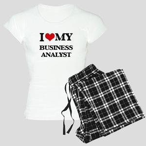 I love my Business Analyst Women's Light Pajamas
