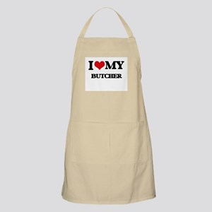 I love my Butcher Apron