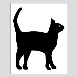 Cat Silhouette Posters