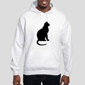 Cat Silhouette Hoodie