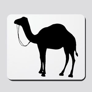 Camel Silhouette Mousepad