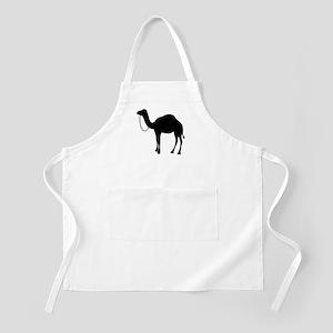 Camel Silhouette Apron