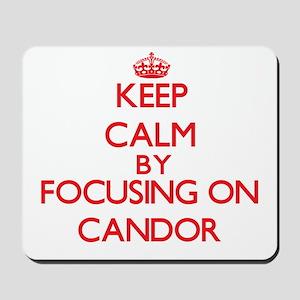 Candor Mousepad
