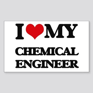 I love my Chemical Engineer Sticker