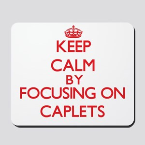 Caplets Mousepad