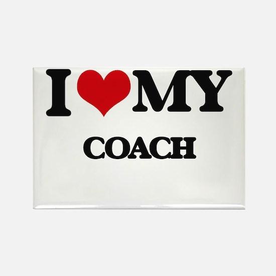 I love my Coach Magnets