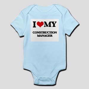 I love my Construction Manager Body Suit