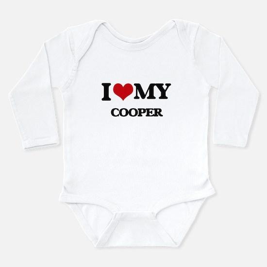 I love my Cooper Body Suit