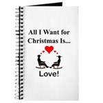 Christmas Love Journal