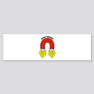 Chick Magnet Sticker (Bumper)