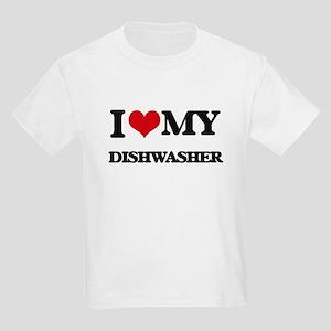 I love my Dishwasher T-Shirt