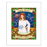 Lady Aries Small Poster