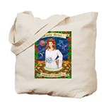 Lady Aries Tote Bag