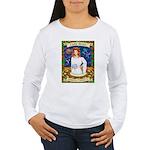 Lady Aries Women's Long Sleeve T-Shirt