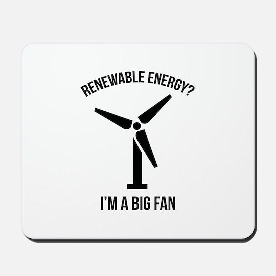 Renewable Energy Mousepad