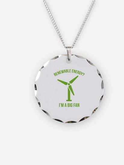 Renewable Energy Necklace