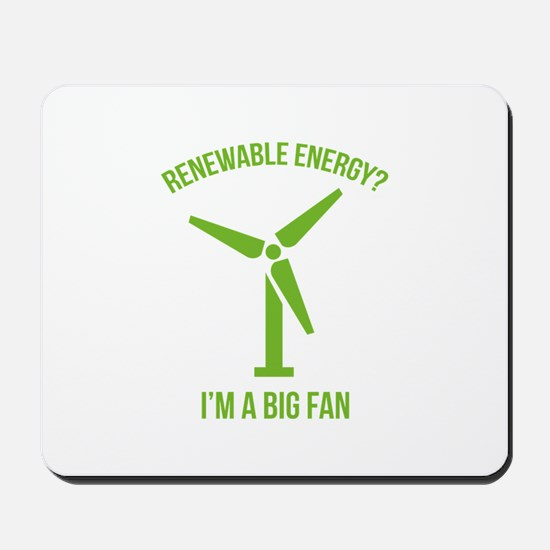 Renewable Energy Mousepad