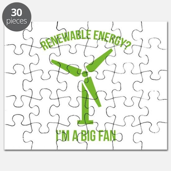 Renewable Energy Puzzle