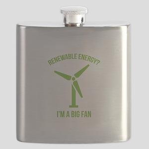 Renewable Energy Flask