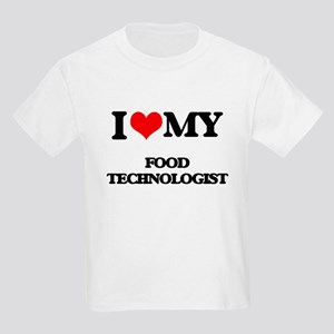 I love my Food Technologist T-Shirt