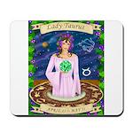 Lady Taurus Mousepad