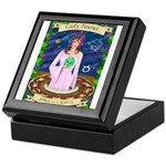 Lady Taurus Keepsake Box