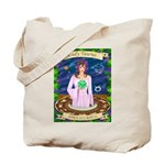 Lady Taurus Tote Bag