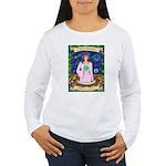 Lady Taurus Women's Long Sleeve T-Shirt