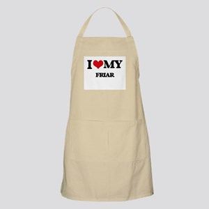 I love my Friar Apron