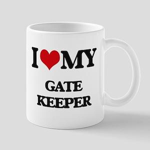 I love my Gate Keeper Mugs