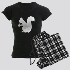Squirrel Silhouette Pajamas