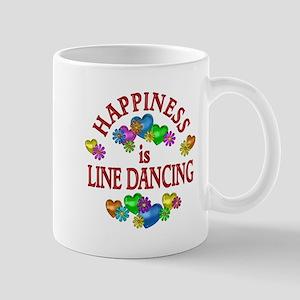 Happiness is Line Dancing Mug