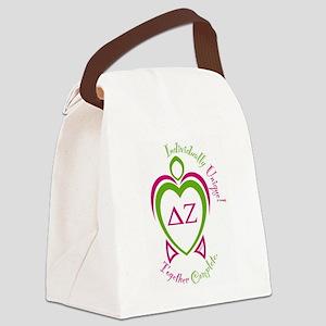 unique turtle Canvas Lunch Bag