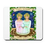 Lady Gemini Mousepad