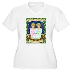 Lady Gemini T-Shirt