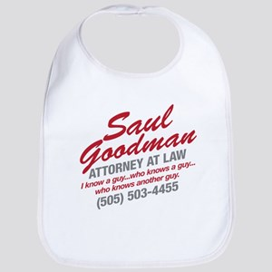 Breaking Bad - Saul Goodman Bib