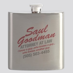 Breaking Bad - Saul Goodman Flask