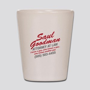 Breaking Bad - Saul Goodman Shot Glass