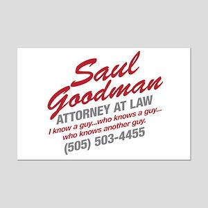 Breaking Bad - Saul Goodman Mini Poster Print