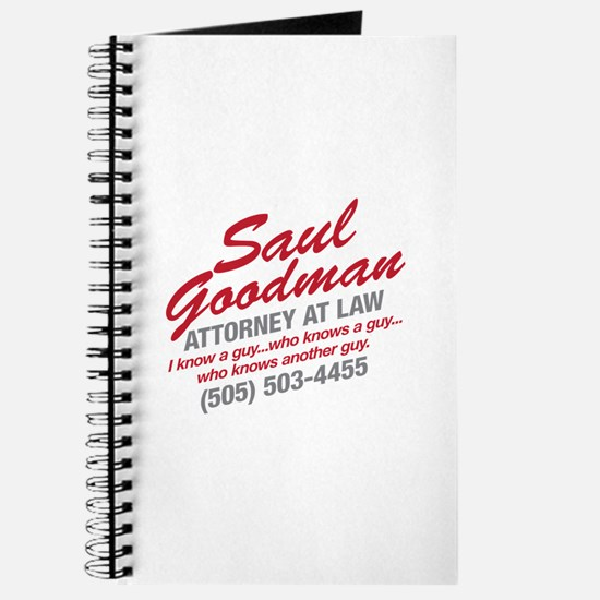 Breaking Bad - Saul Goodman Journal