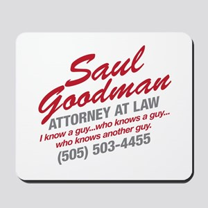 Breaking Bad - Saul Goodman Mousepad