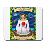Lady Cancer Mousepad