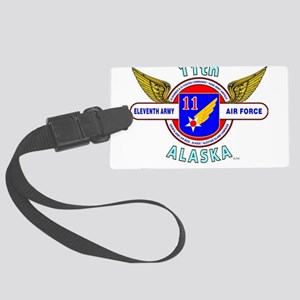 11TH ARMY AIR FORCE WORLD WAR II Large Luggage Tag