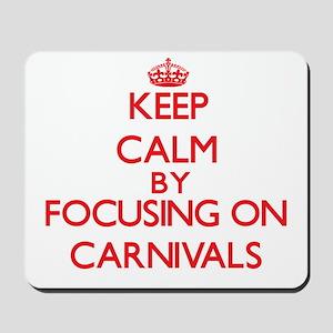 Carnivals Mousepad