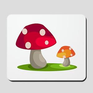 Mushrooms Mousepad