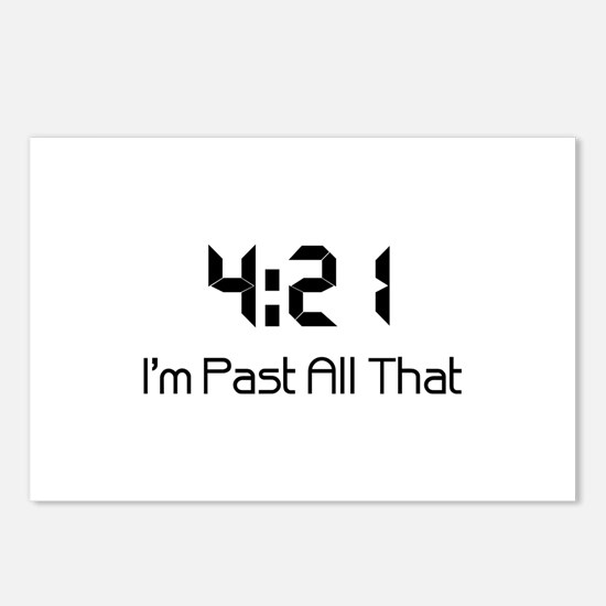 4:21 I'm Past All That Drug Addiction Recovery Pos