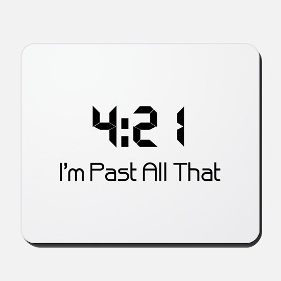 4:21 I'm Past All That Drug Addiction Recovery Mou