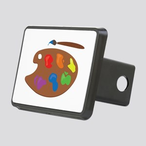 Paint Palette Hitch Cover