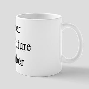 Father Of A Future Plumber  Mug