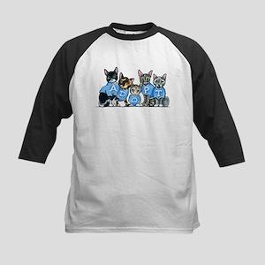 Adopt Shelter Cats Baseball Jersey